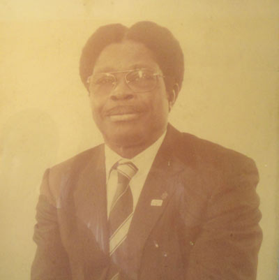 Chief I.A. Olunloyo