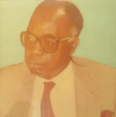 Chief I.O. Akinkugbe