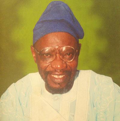 Chief Wole Akinwande 2008-2012