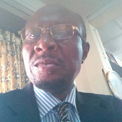 Mr. Olayode Durodola, Chairman of Economic, Statistic and Research Committee