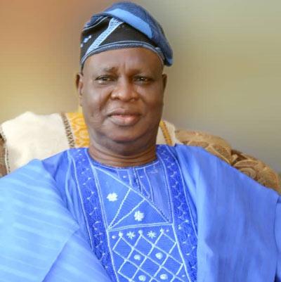 Sir Sola Abodunrin, President